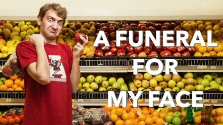 "Jack Blankenship: ""A Funeral for My Face"""