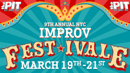 The PIT's 9th Annual ImprovFest: Improv Festivale