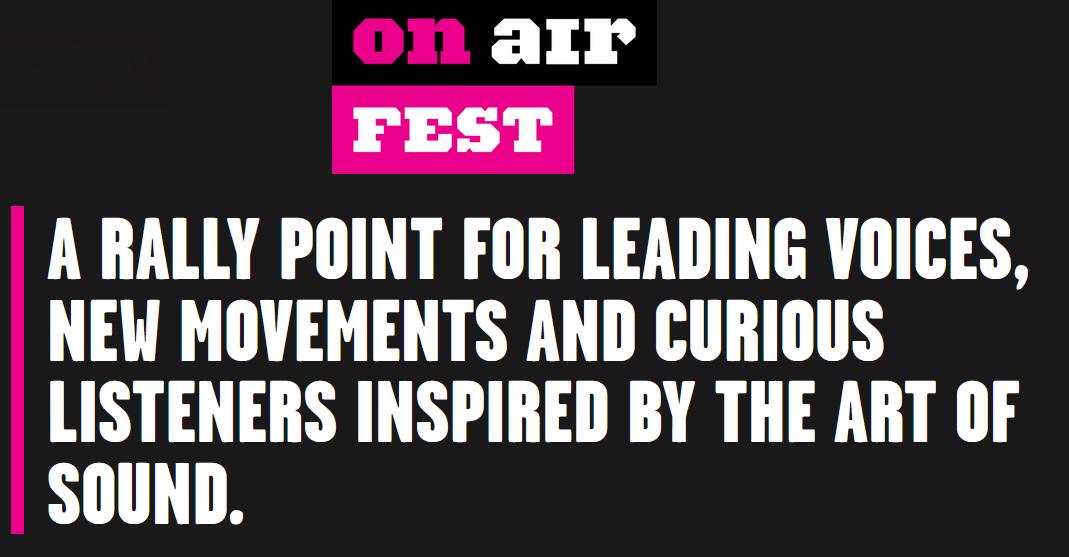 On Air Fest