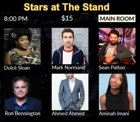 Stars at The Stand 3-5-20