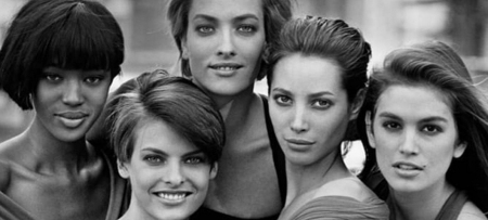 Supermodels of the 1990s