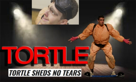 "Michael Galligan: ""Tortle Sheds No Tears"""